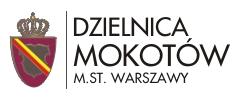 Logo Dzielnicy Mokotów